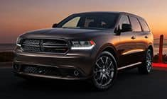 2016 Dodge Durango Daytime Running Lamps