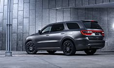 2016 Dodge Durango Rear Side View
