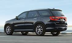 2016 Dodge Durango Highway Mileage
