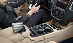 2016 Dodge Durango Power Outlet