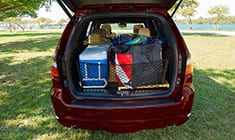 2016 Dodge Durango Blacktop Cargo Space