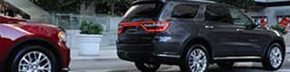 Dodge Durango Safety and Security Features