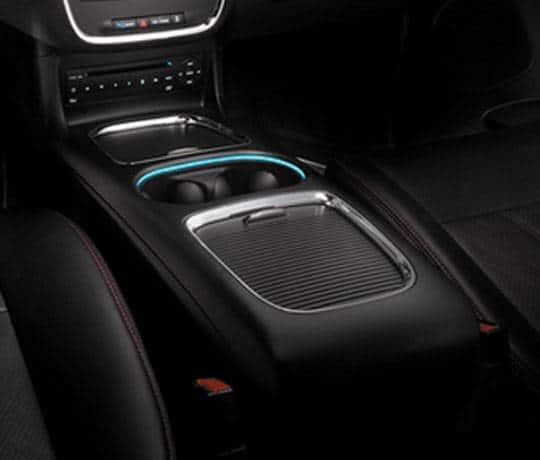 2016 Dodge Grand Caravan Interior Features