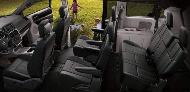2016 Dodge Grand Caravan - Interior Features