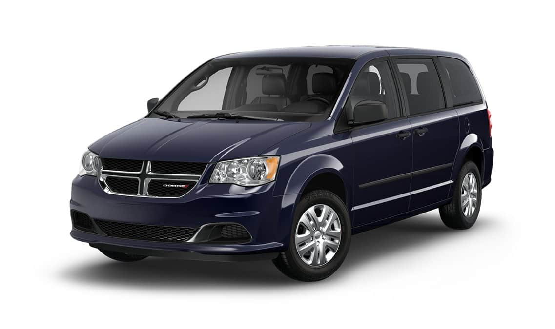2016 Dodge Grand Caravan AVP ABS Brakes