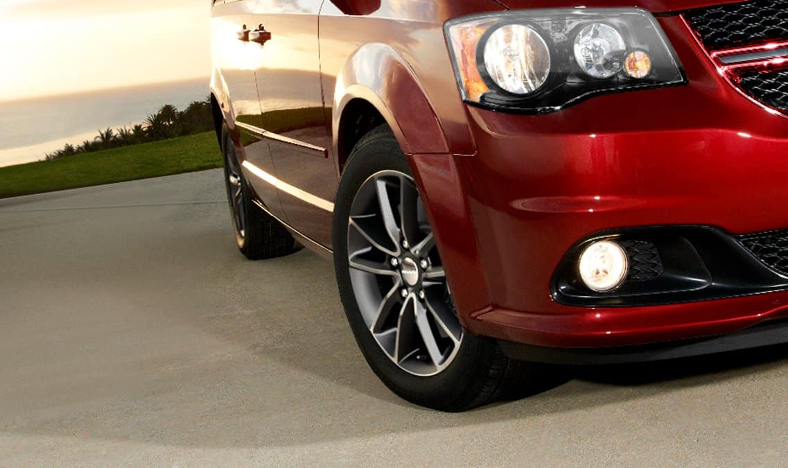 2016 Dodge Grand Caravan R/T All Season Tires