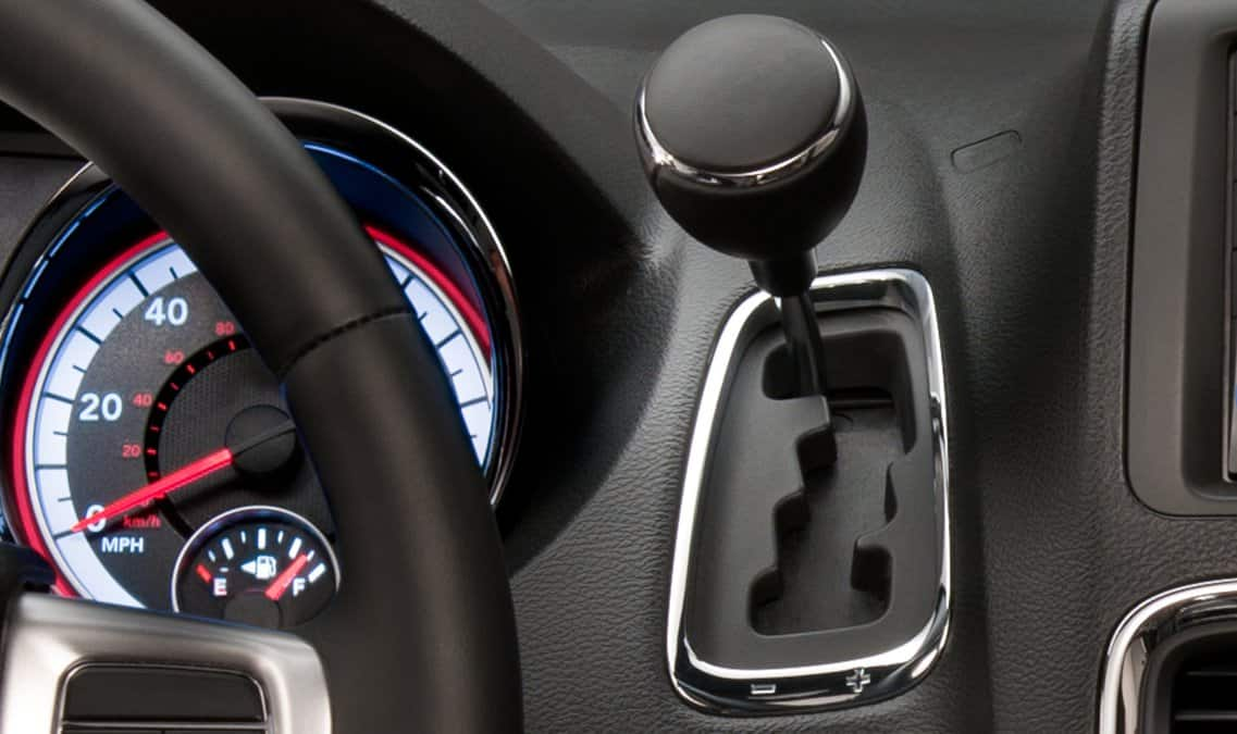 2016 Dodge Grand Caravan SE Plus Gear Shifter Transmission