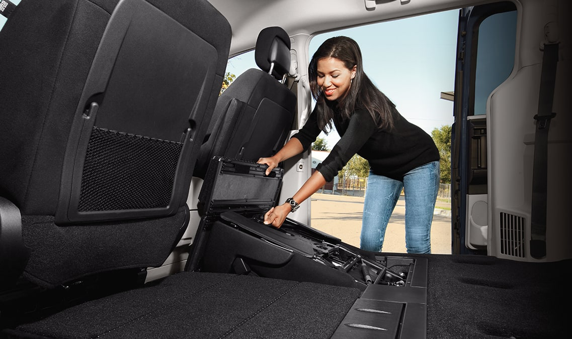 2016 Dodge Grand Caravan SXT Stow 'N Go Seats