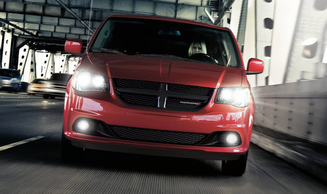 2016 Dodge Grand Caravan SXT Plus Electronic Stability Control