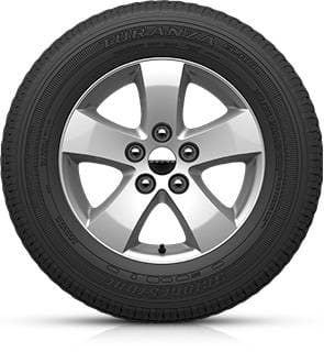 2016 Dodge Journey 17-inch Aluminum Wheel