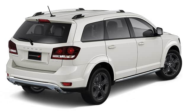 2016 Dodge Journey Exterior Features
