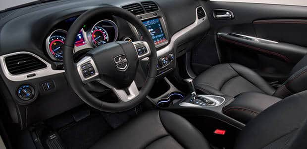 2016 Dodge Journey  Interior Features