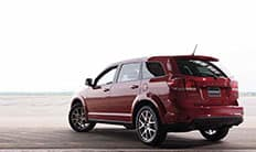 2016 Dodge Journey R/T Rear View Thumb