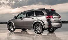 2016 Dodge Journey Blacktop 19-inch Aluminum Wheel
