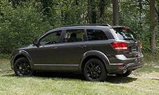 2016 Dodge Journey SXT Side View Thumb