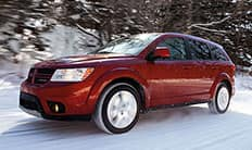 2016 Dodge Journey AWD Snow Terrain Thumb