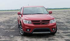 2016 Dodge Journey R/T Crosshair Grille Thumb