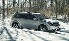 2016 Dodge Journey Crossroad AWD Thumb