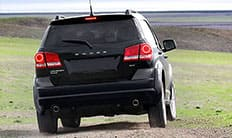 2016 Dodge Journey Rear View Thumb