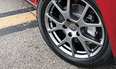 2016 Dodge R/T Journey 19-inch Aluminum Wheels