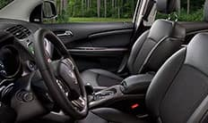 2016 Dodge Journey Crossroad Plus Leather Seats
