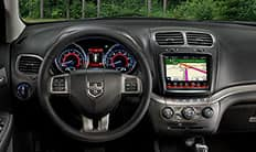 2016 Dodge Journey Leather Wrapped Steering Wheel