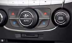 2016 Dodge Journey Temperature Control Thumb