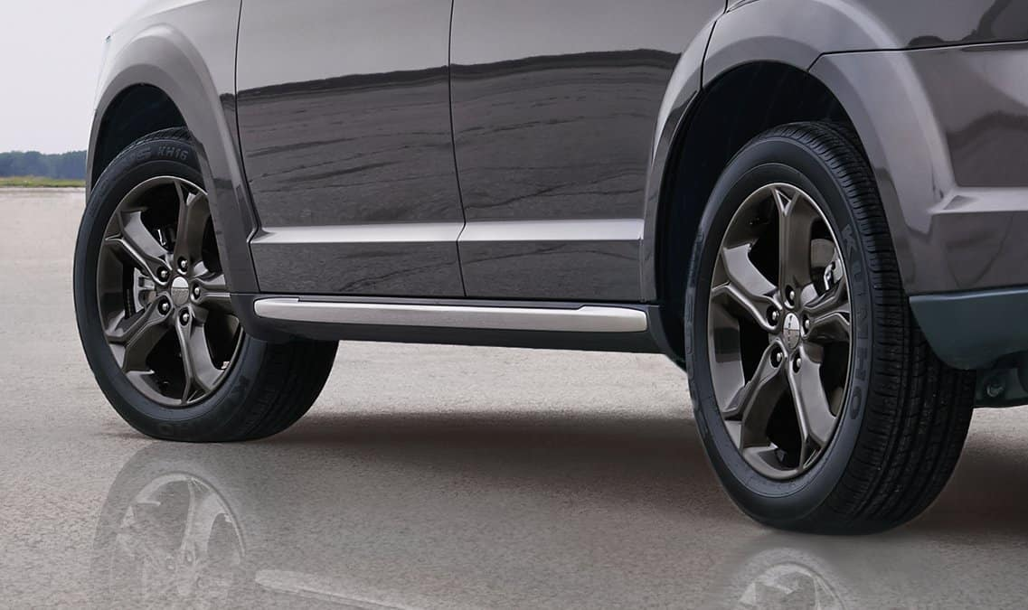 2016 Dodge Journey Crossroad Wheels