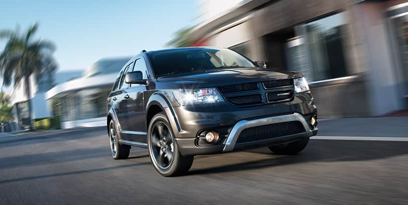 2016 Dodge Journey Crossroad Front View