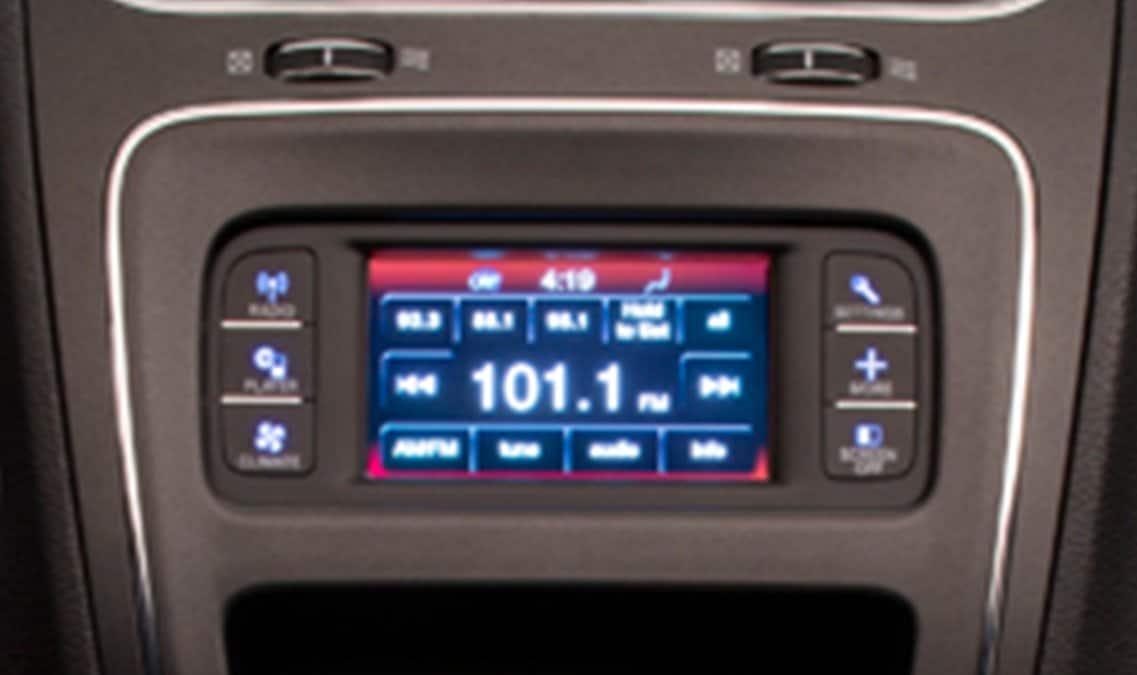 2016 Dodge Journey Model Lineup Details