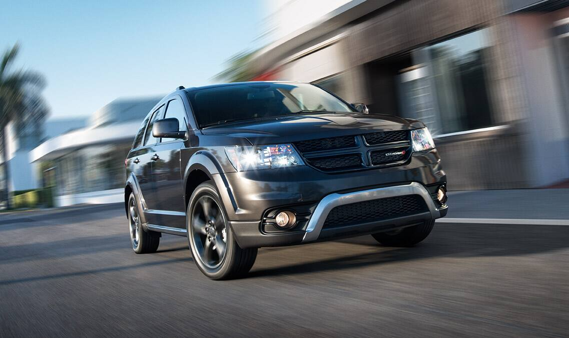 2016 Dodge Journey Crossroad Plus MPG