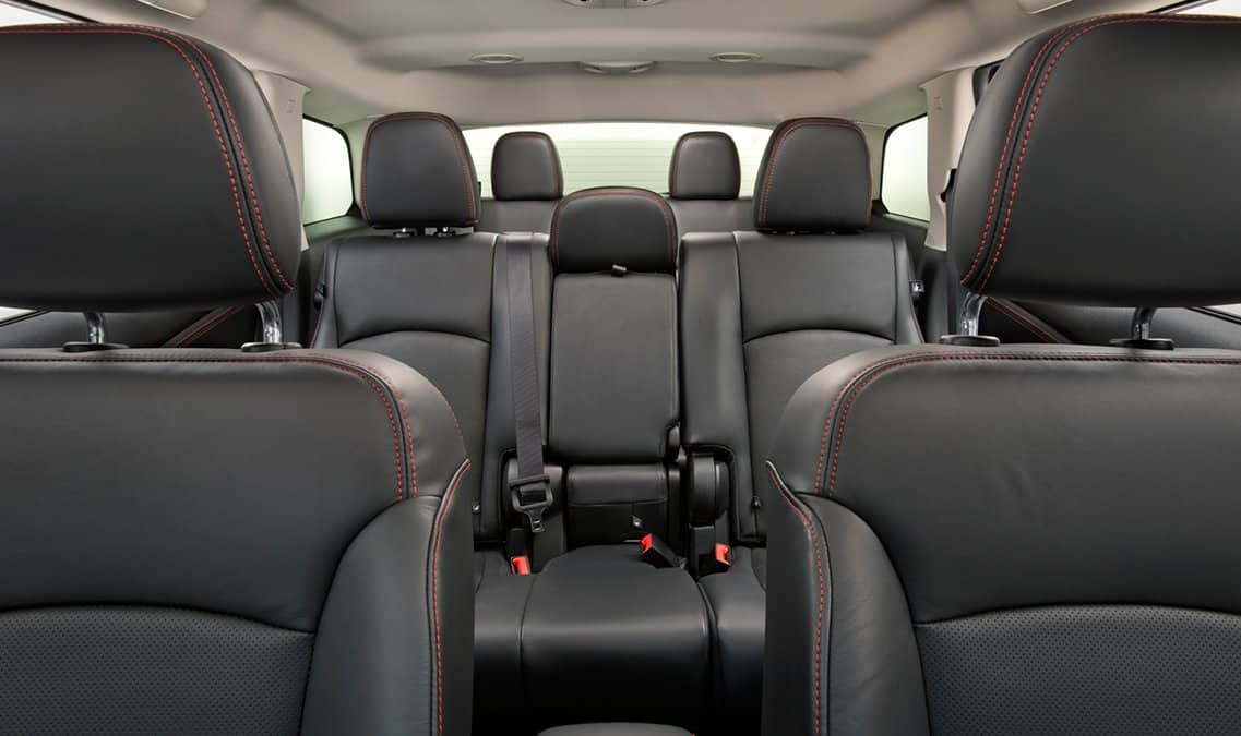 2016 Dodge Journey R/T Leather Seats
