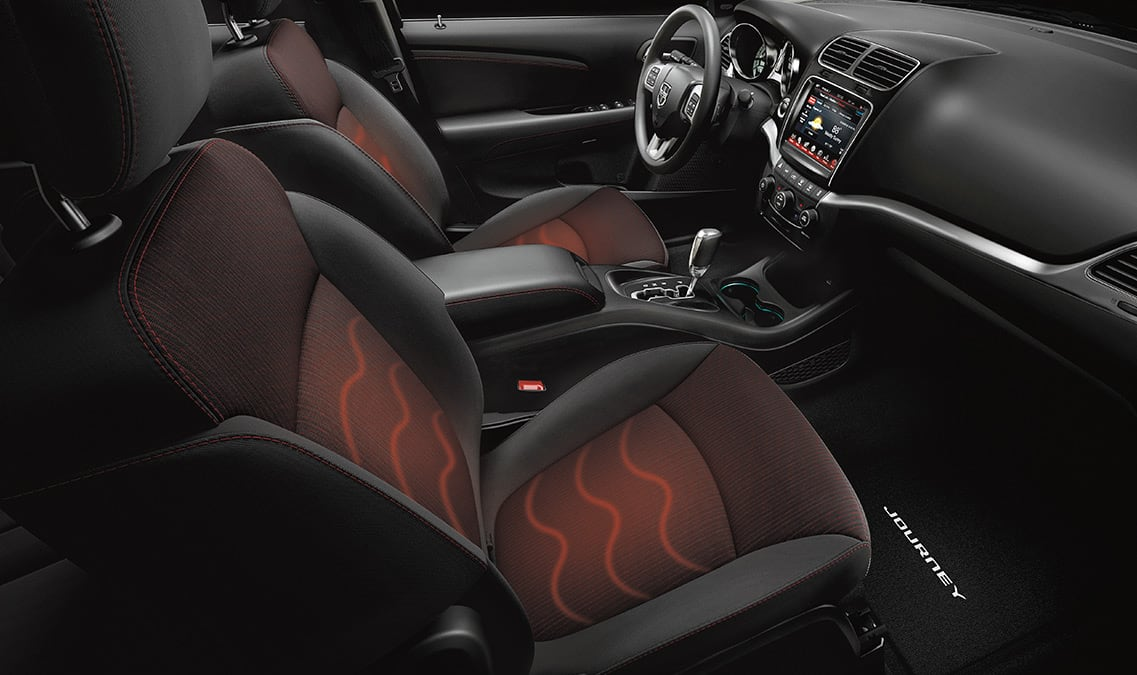 2016 Dodge Journey R/T Heated Seats