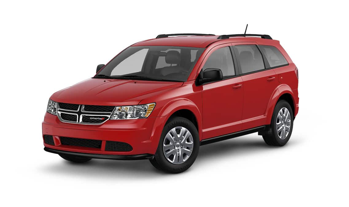 2016 Dodge Journey SE Available Colors