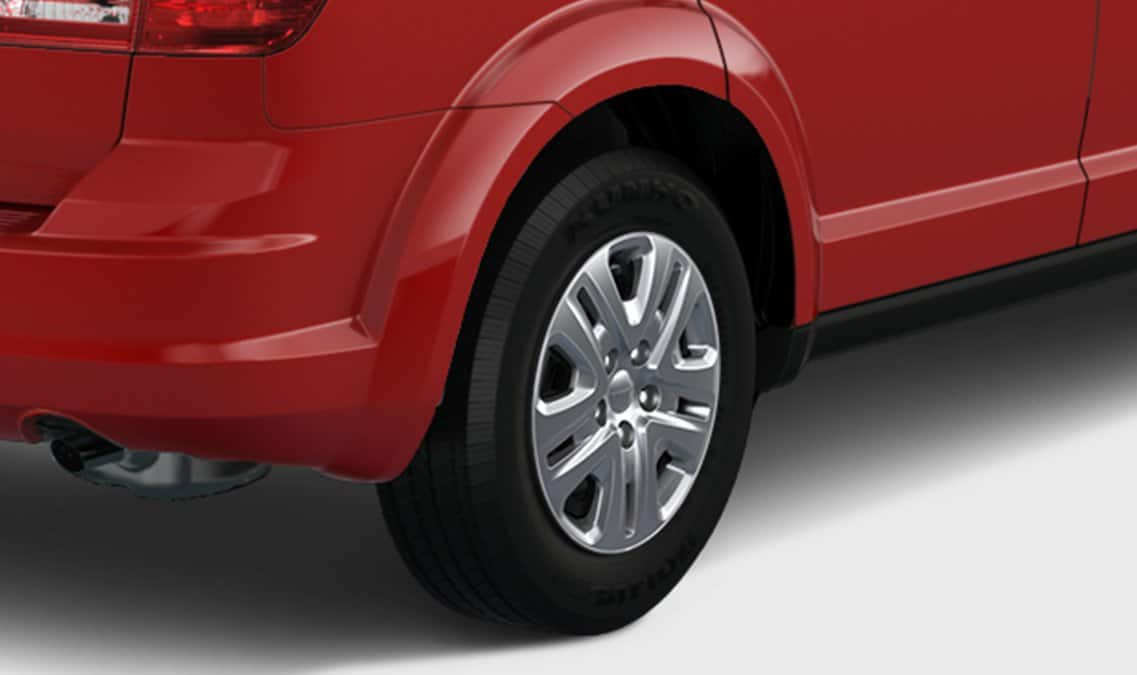 2016 Dodge Journey SE Wheels