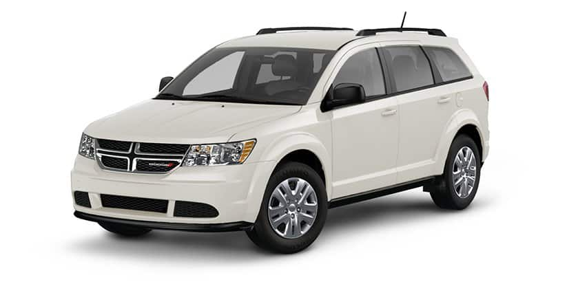 2016 Dodge Journey SE Side View