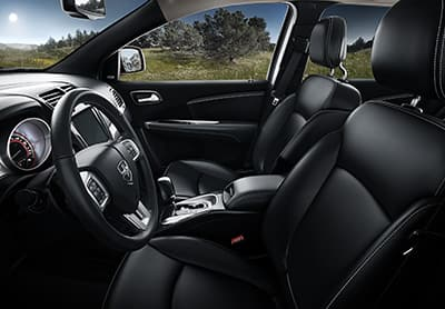 2016 Dodge Journey Leather Seats