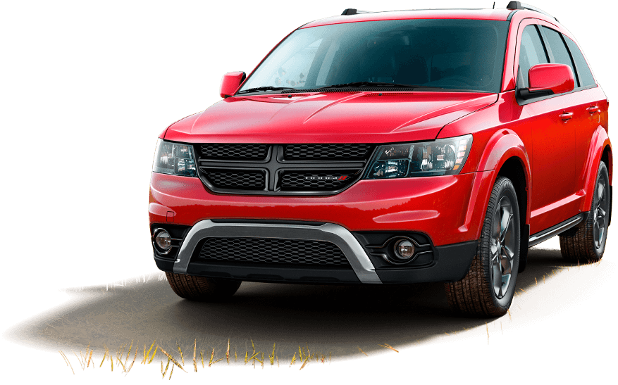 2016 Dodge Journey Redline Red