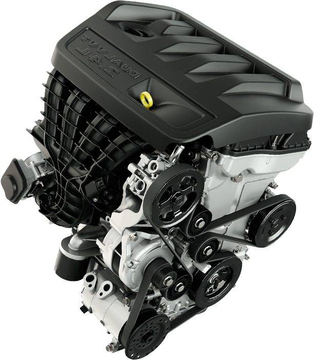 2016 Dodge Journey Variable Valve Timing Engine