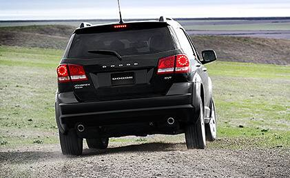 2016 Dodge Journey Brake Assist
