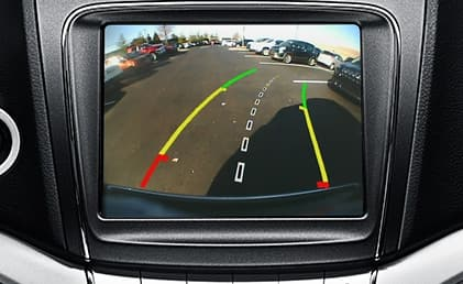 2016 Dodge Journey Rear Backup Camera