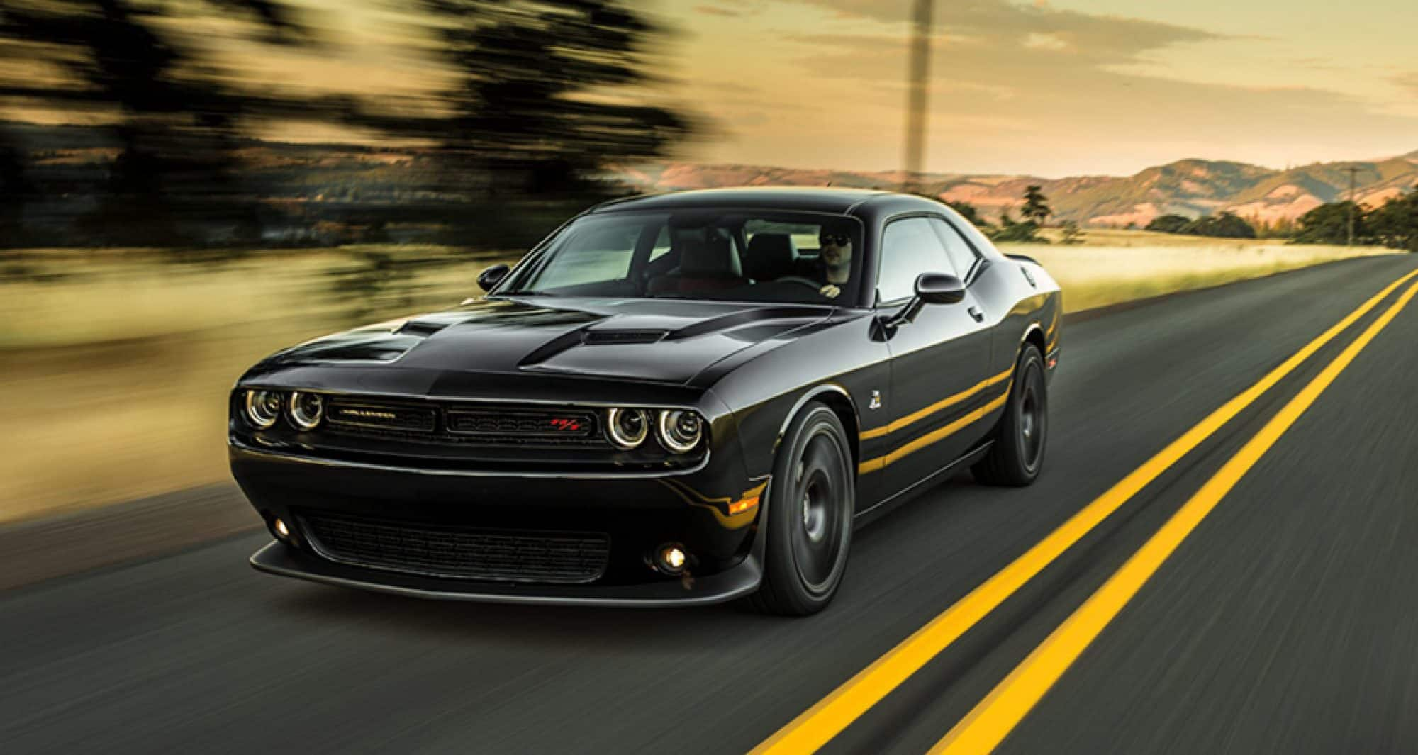 New 2018 Dodge Challenger for sale near Jacksonville NC Wilmington