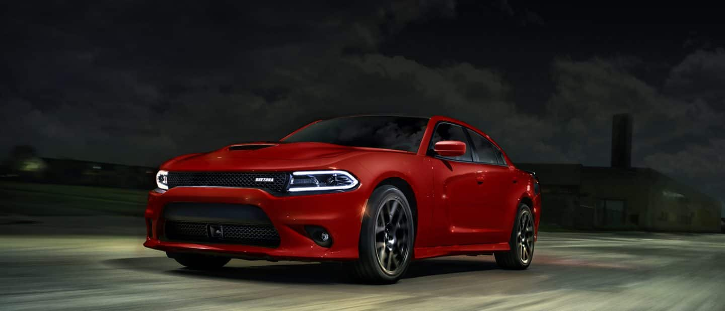 2018 Dodge Charger Fuel Efficient Sedan