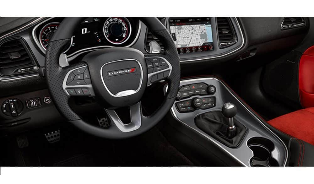 What Does Rt Stand For Dodge >> 2019 Dodge Challenger Interior Seats Lighting More