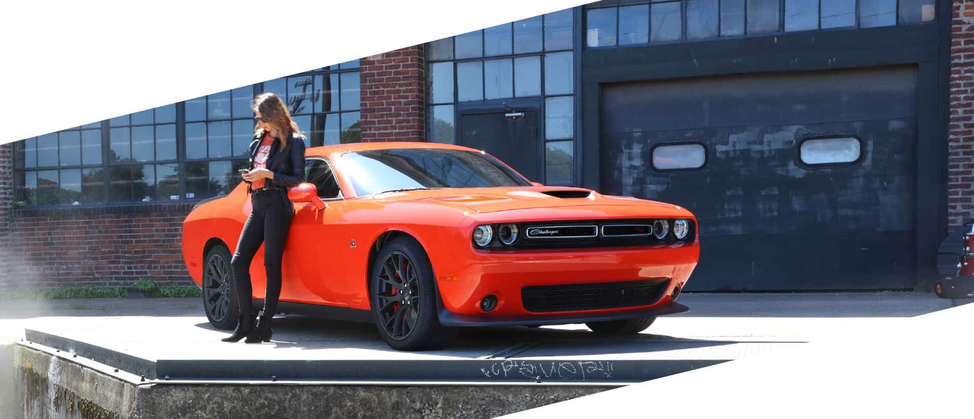 2019 Dodge Challenger - Safety and Security Features