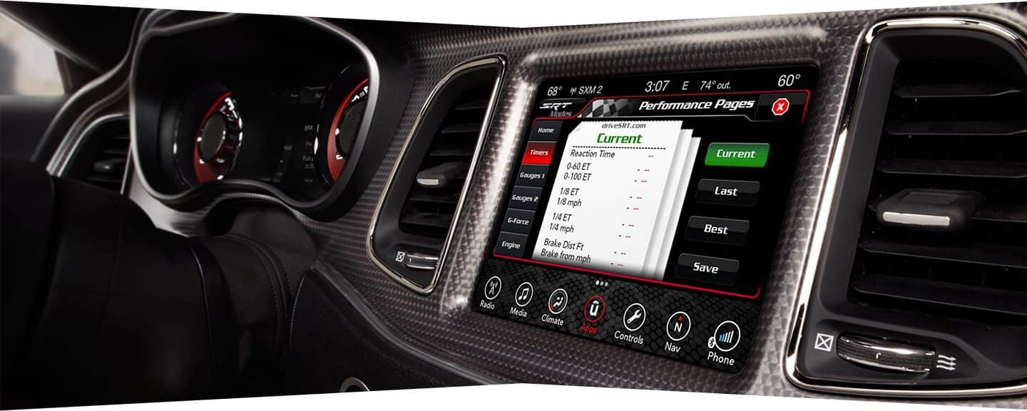 2019 Dodge Challenger - Technology Features
