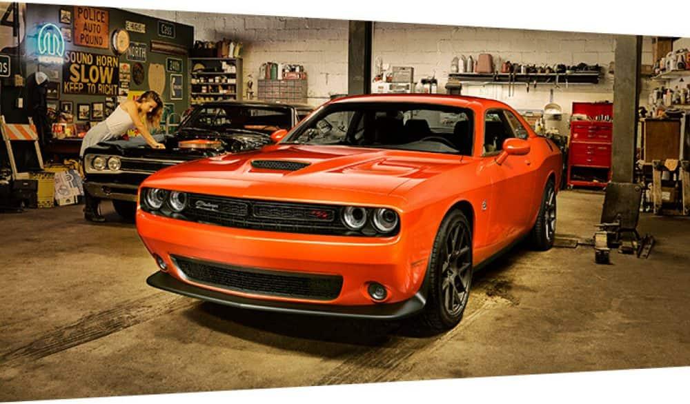 New Dodge Challenger >> 2019 Dodge Challenger Unmistakable Muscle