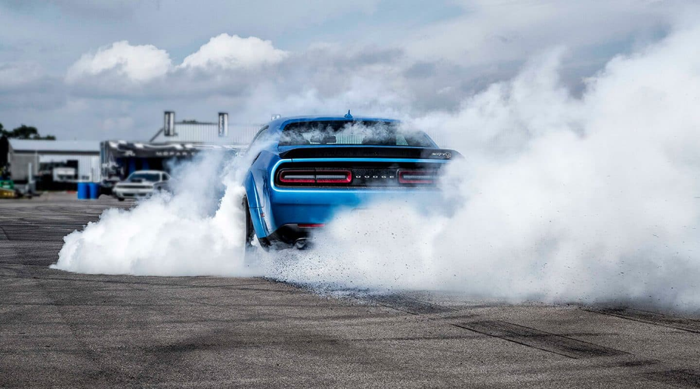2019 Dodge Challenger Performance Muscle Car