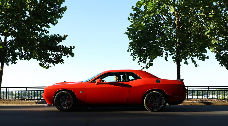 2019 Dodge Challenger Unmistakable Muscle