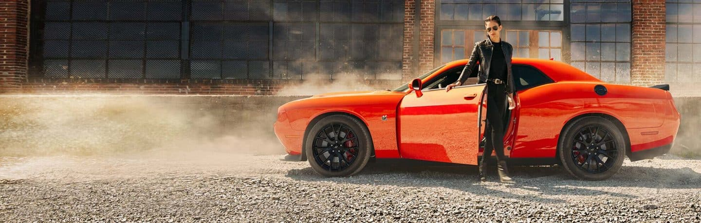 2019 Dodge Challenger - Unmistakable Muscle